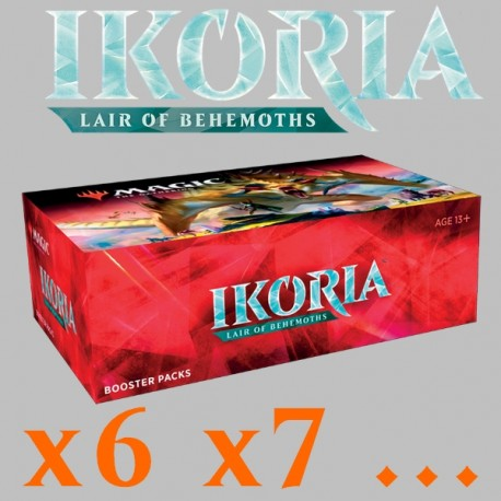 Ikoria: Lair of Behemoths - Booster Box (x6 and more)