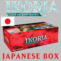 Ikoria: Lair of Behemoths - Japanese Booster Box (JP)