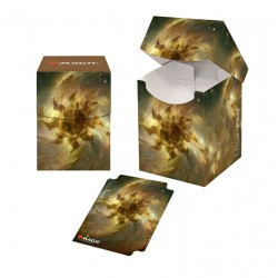Ultra Pro - Pro 100+ Deck Box - Magic Celestial Land - Plains