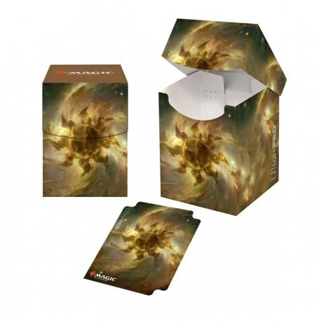 Ultra Pro - Pro 100+ Deck Box - Magic Celestial Land - Plains
