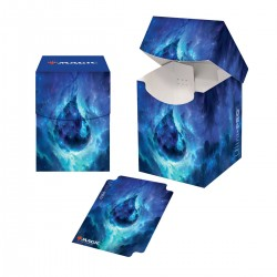 Ultra Pro - Pro 100+ Deck Box - Magic Celestial Land - Island