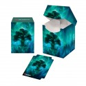 Ultra Pro - Pro 100+ Deck Box - Magic Celestial Land - Forest