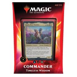 Ikoria: Lair of Behemoths - Commander 2020 - Deck 4 - Timeless Wisdom