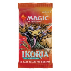 Ikoria: Lair of Behemoths - Collector Booster Pack (EN)
