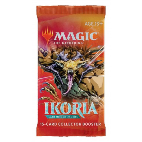 Ikoria: Lair of Behemoths - Collector Booster Pack (EN)