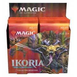 Ikoria: Lair of Behemoths - Collector Booster Box (EN)