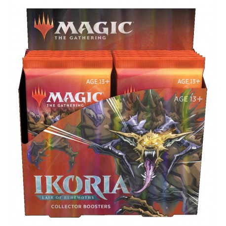 Ikoria: Lair of Behemoths - Collector Booster Box (EN)