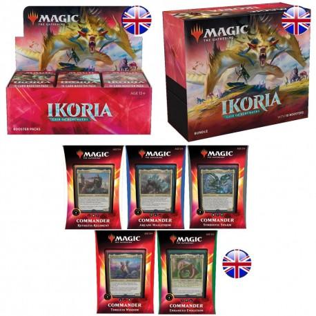 Ikoria: Lair of Behemoths - Pack 2