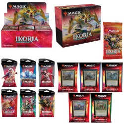 Ikoria: Lair of Behemoths - Pack 3