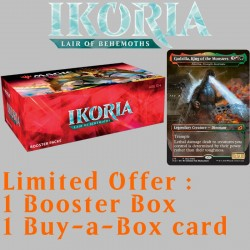 Ikoria: lair of Behemoths - Boîte de 36 Boosters avec Buy-a-Box