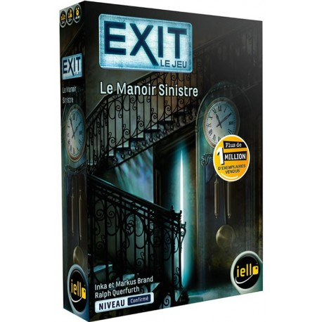 Exit - Le Manoir Sinistre (FR)