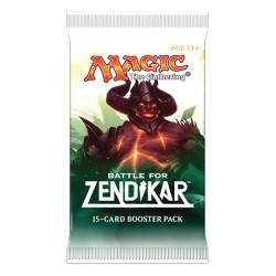 Booster Battle for Zendikar
