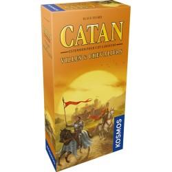 Catan - Villes et Chevaliers - Extension 5-6 joueurs (FR)