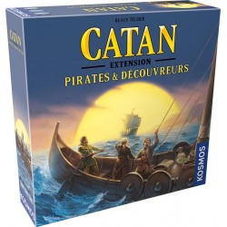 Catan - Pirates et Découvreurs (FR)
