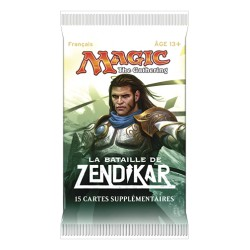 Booster La bataille de Zendikar