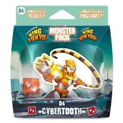 Monster Pack - Cybertooth (King of Tokyo/New-York) (FR)