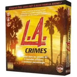 L.A. Crimes - Detective Extension (FR)