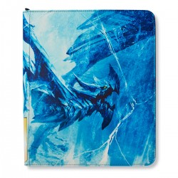 Dragon Shield - Card Codex - Zipster Binder - 3 Anneaux - Boreas