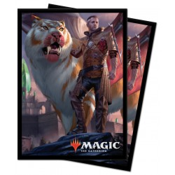 Ultra Pro - 100 Protège-cartes Standard - Ikoria: Lair of Behemoths - Lukka, Coppercoat Outcast