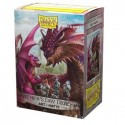 Dragon Shield - 100 Standard Sleeves - Matte Art Sleeves - Father's Day Dragon