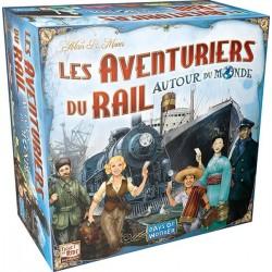Les Aventuriers du Rail Autour du Monde (FR)