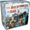 Les Aventuriers du Rail Autour du Monde - Boîte abîmée (FR)