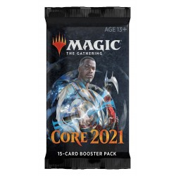 Core 2021 - Booster Pack