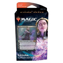 Core 2021 - Planeswalker Deck - Liliana (Black)