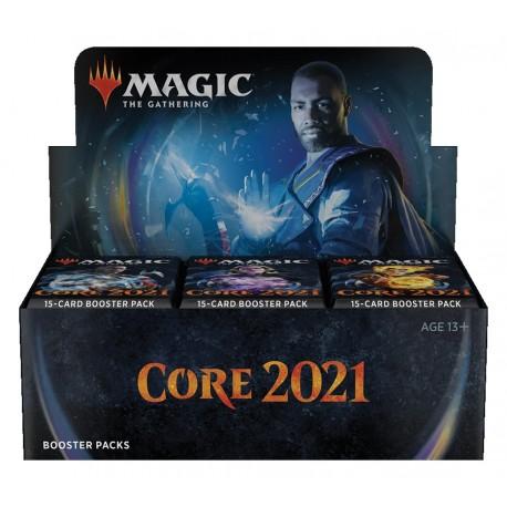 Core 2021 - Booster Box
