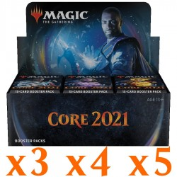 Core 2021 - Booster Box (x3 or more)