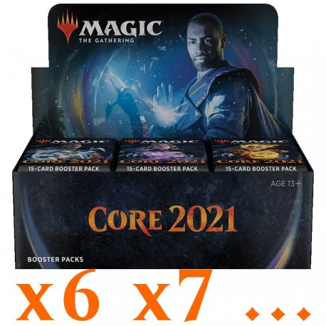 Core 2021 - Booster Box (x6 or more)
