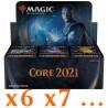 Edition 2021 - Boîte de 36 Boosters (x6 ou plus)