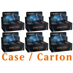 Core 2021 - Case of 6 Booster Boxes