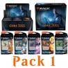 Core 2021 - Pack 1 - Booster Box, Bundle and 5 Planeswalker Decks