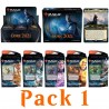 Edition 2021 - Pack 1 Buy-a-Box - Boîte de Boosters, Bundle, 5 decks Planeswalker et carte Buy-a-Box