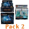Core 2021 - Pack 2 - Booster Box, Bundle and Collector Booster Box