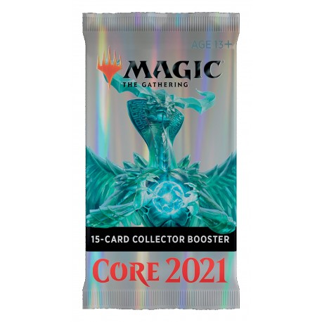 Core 2021 - Collector Booster Pack