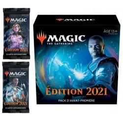 Edition 2021 - Pack d'Avant Première (FR)