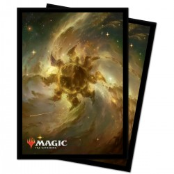 Ultra Pro - 100 Protège-cartes Standard - Celestial - Plains