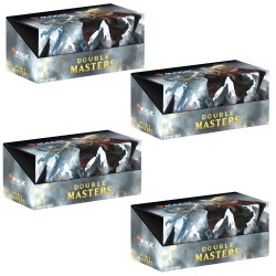 Double Masters - 4 Boîtes de Boosters