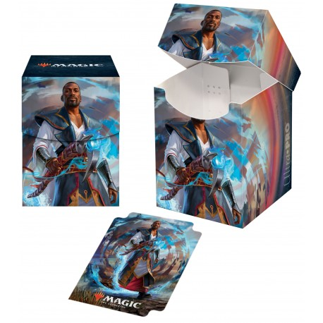 Ultra Pro - Pro 100+ Deck Box - Core 2021 - Teferi, Master of Time