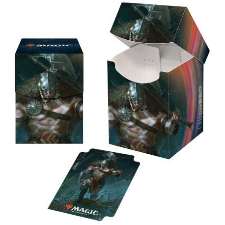 Ultra Pro - Pro 100+ Deck Box - Core 2021 - Garruk, Unleashed