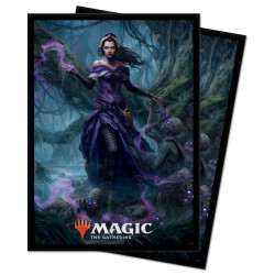 Ultra Pro - 100 Protège-cartes Standard - Edition 2021 - Liliana, Waker of the Dead