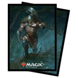 Ultra Pro - 100 Standard Sleeves - Core 2021 - Garruk, Unleashed