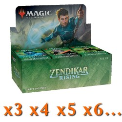 Zendikar Rising - Booster Box (x3 or more)