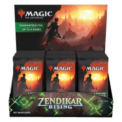 Zendikar Rising - Set Booster Box (EN)