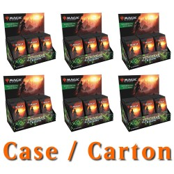 Zendikar Rising - case of 6 Set Booster Boxes (EN)