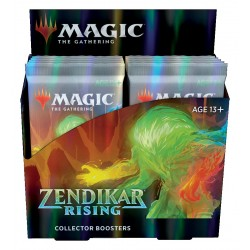 Renaissance de Zendikar - Boîte de 12 Boosters Collector