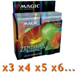 Renaissance de Zendikar - Boîte de 12 Boosters Collector (x3 ou Plus)