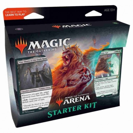 Core 2021 - Arena Starter Kit - Magic